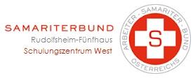 Logo des Arbeiter-Samariter-Bundes, ein roter Kreis mit einem weissen Kreuz in der Mitte.