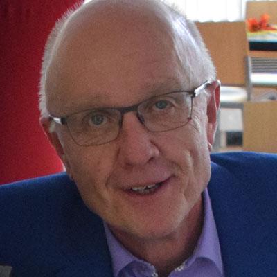 Portrait von Herrn Heinz Greier, Geschäftsführer der ASSIST